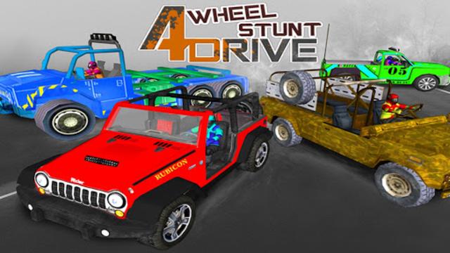 Uphill Stunt Drive mmx Truck screenshot 3