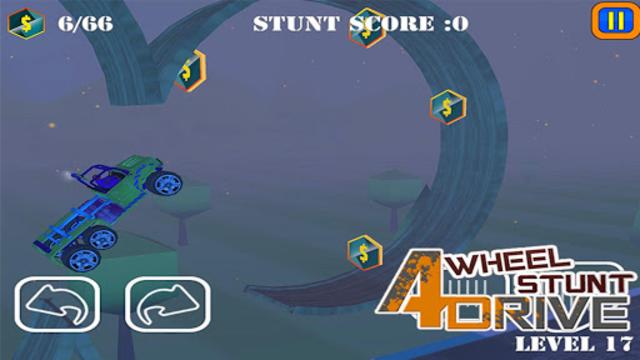 Uphill Stunt Drive mmx Truck screenshot 5