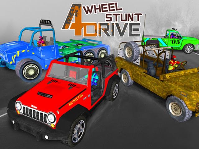 Uphill Stunt Drive mmx Truck screenshot 13