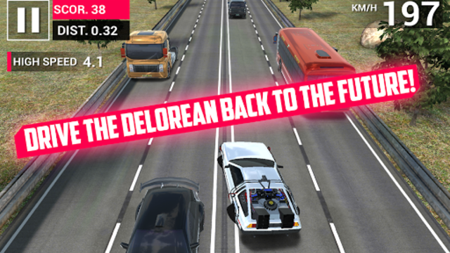 Speed X - Traffic Racer Driving Simulator 2019