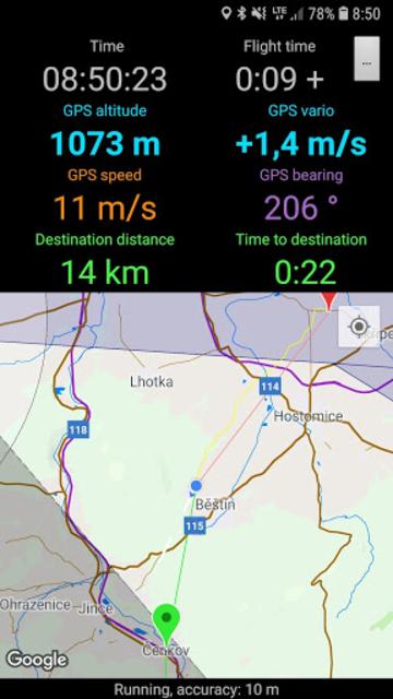 Aviator screenshot 3