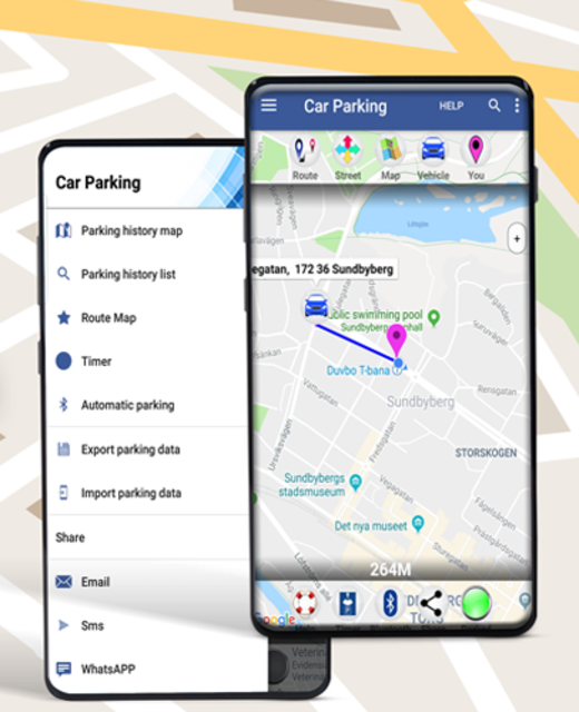 Car Parking - reminder screenshot 1
