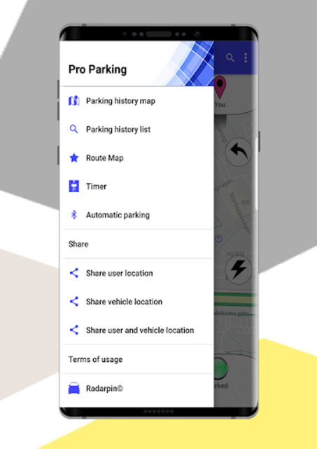 Car Parking - reminder screenshot 3