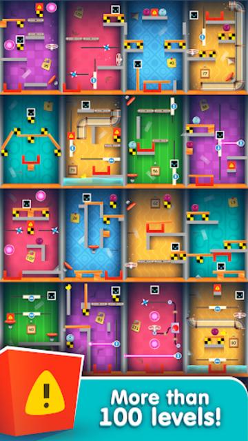 Heart Box - Physics Puzzles screenshot 2