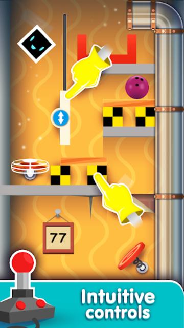 Heart Box - Physics Puzzles screenshot 3