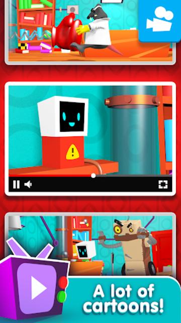 Heart Box - Physics Puzzles screenshot 5