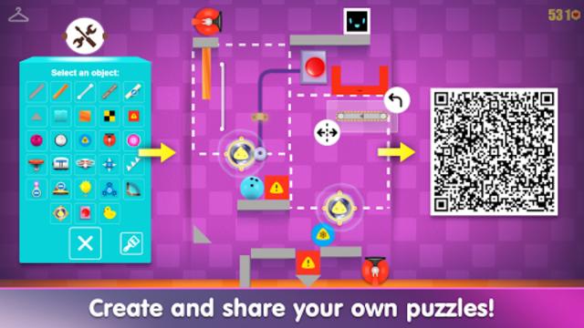 Heart Box - Physics Puzzles screenshot 16