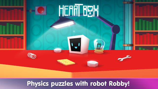 Heart Box - Physics Puzzles screenshot 17