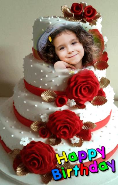 About Happy Birthday Cake Frames Google Play Version Happy
