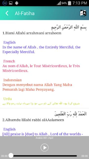Prayer Times Pro: Qibla, Quran, Azan & Hijri screenshot 3