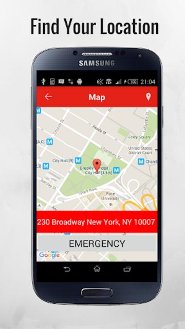 911 Emergency Call screenshot 1