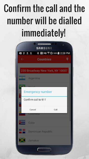 911 Emergency Call screenshot 3