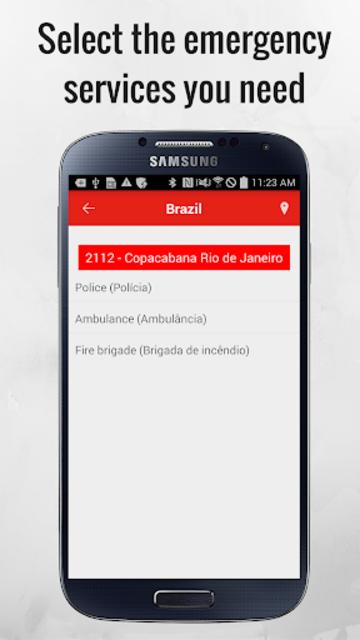 911 Emergency Call screenshot 4