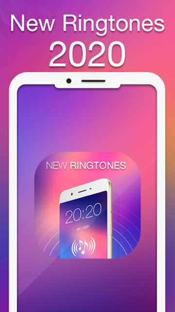 New Ringtones 2020 screenshot 1