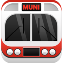 Icon for San Francisco Muni Bus Tracker - Muni made easy