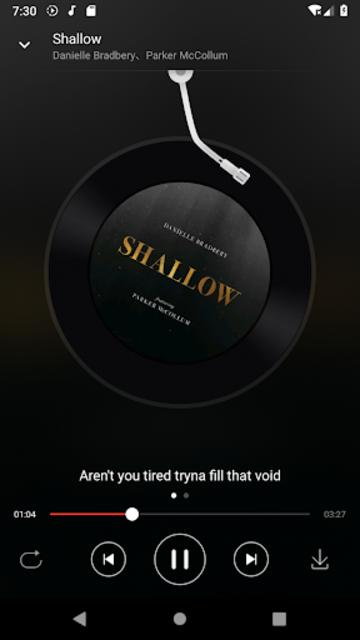 MP3 Downloader & Music Player screenshot 2