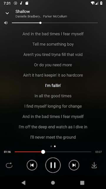 MP3 Downloader & Music Player screenshot 3