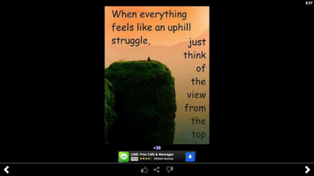Inspirational Quotes Free screenshot 8