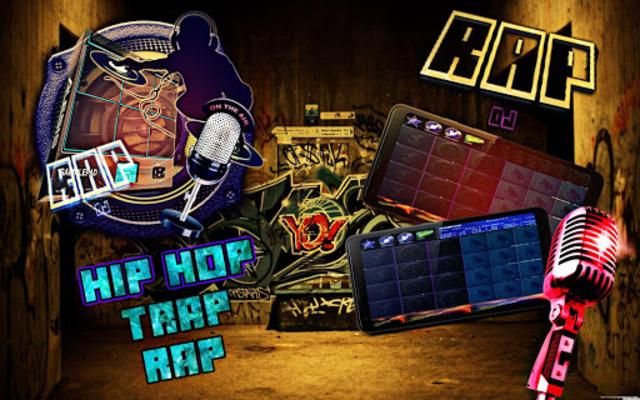 Rap Beat Dropper screenshot 1