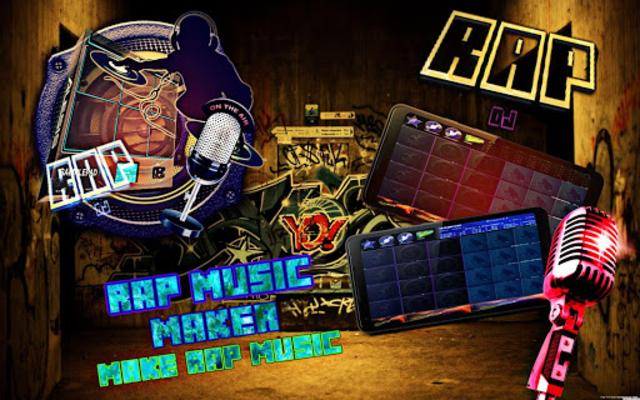Rap Beat Dropper screenshot 2