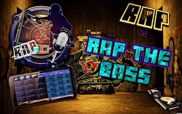 Rap Beat Dropper screenshot 3