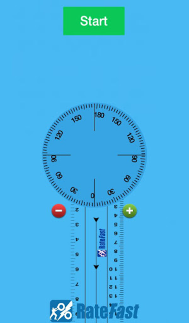 RateFast Goniometer screenshot 3