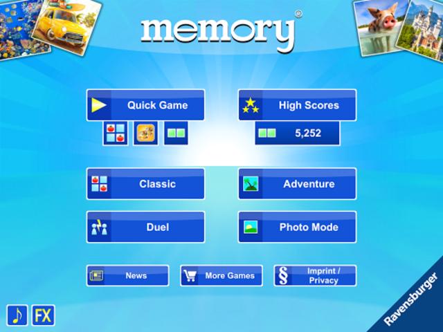 memory® screenshot 6