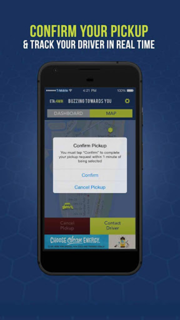 Ride Freebee screenshot 4