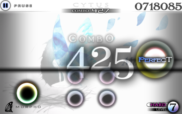 Cytus screenshot 12