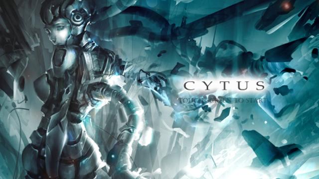 Cytus screenshot 1