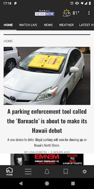 Hawaii News Now screenshot 1
