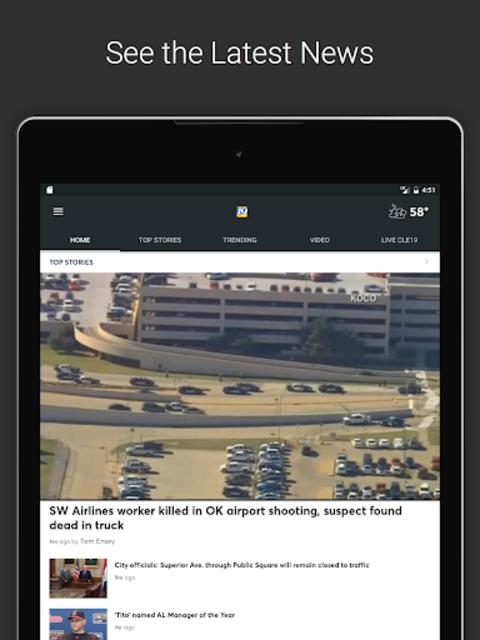 WOIO Cleveland19 News screenshot 9