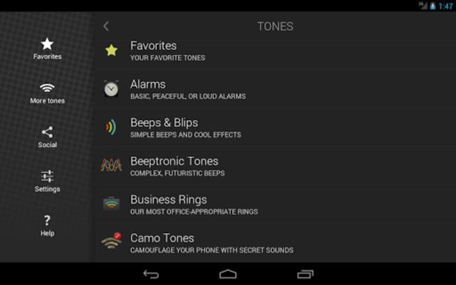 Ringtones Complete screenshot 10