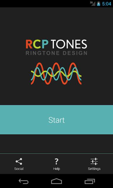 Beeptronic Tones screenshot 1