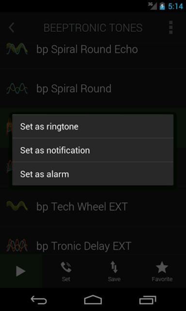 Beeptronic Tones screenshot 6