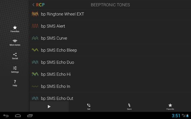 Beeptronic Tones screenshot 8