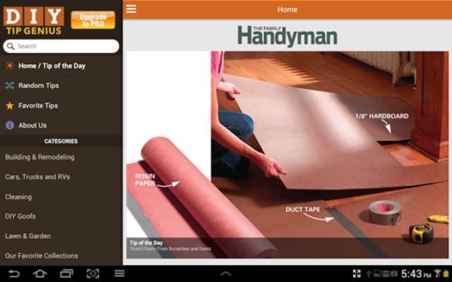 Family Handyman DIY Tip Genius screenshot 4