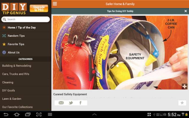 Family Handyman DIY Tip Genius screenshot 5