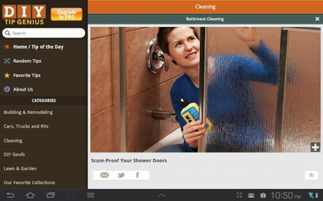 Family Handyman DIY Tip Genius screenshot 6