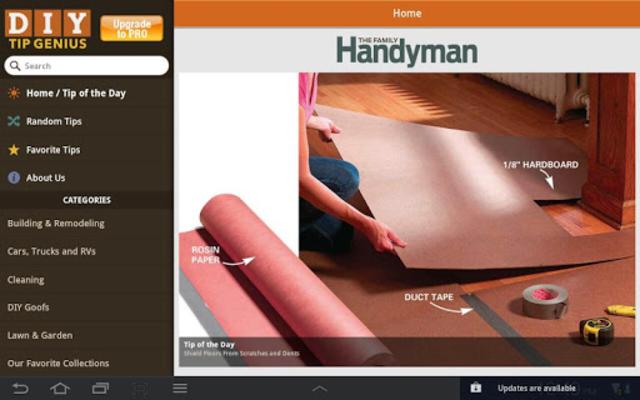 Family Handyman DIY Tip Genius screenshot 8