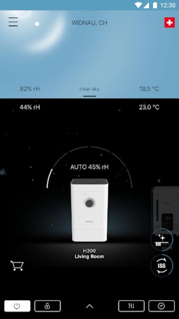BONECO healthy air screenshot 2