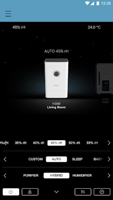 BONECO healthy air screenshot 3