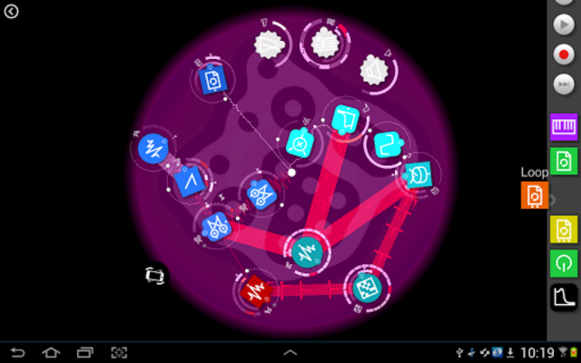 Reactable mobile screenshot 7