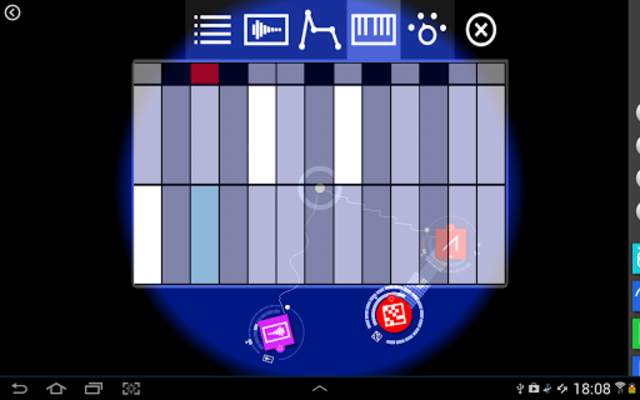 Reactable mobile screenshot 8