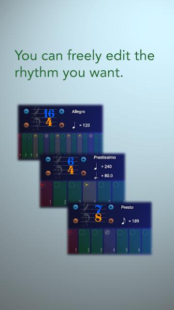 Metronome EX screenshot 4