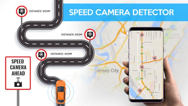 Speed Camera Radar - Police Radar Detector screenshot 1