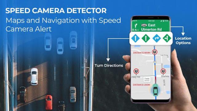 Speed Camera Radar - Police Radar Detector screenshot 2