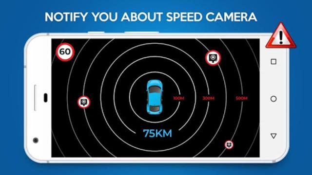 Speed Camera Radar - Police Radar Detector screenshot 5