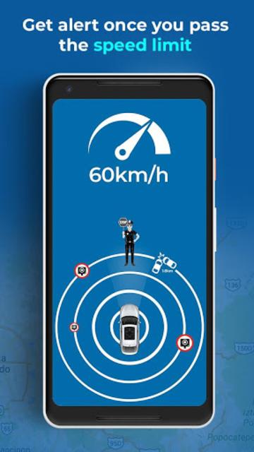 Speed Camera Radar - Police Radar Detector screenshot 8