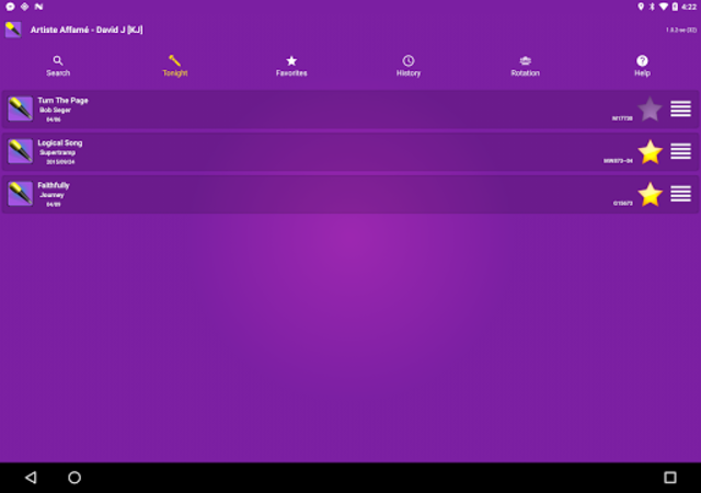 wtkJams screenshot 13